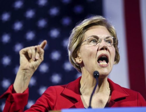 Dropping in the polls, Senator Warren goes off the reservation