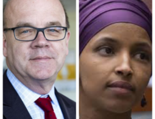 Rep. McGovern's BFF Rep. Omar goes all in for killing Jews and Christians, he continues to support her